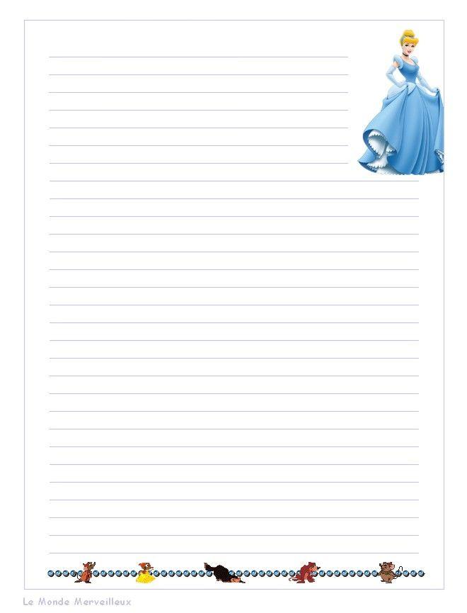 papier a lettre de princesse papier lettre de princesse. Black Bedroom Furniture Sets. Home Design Ideas