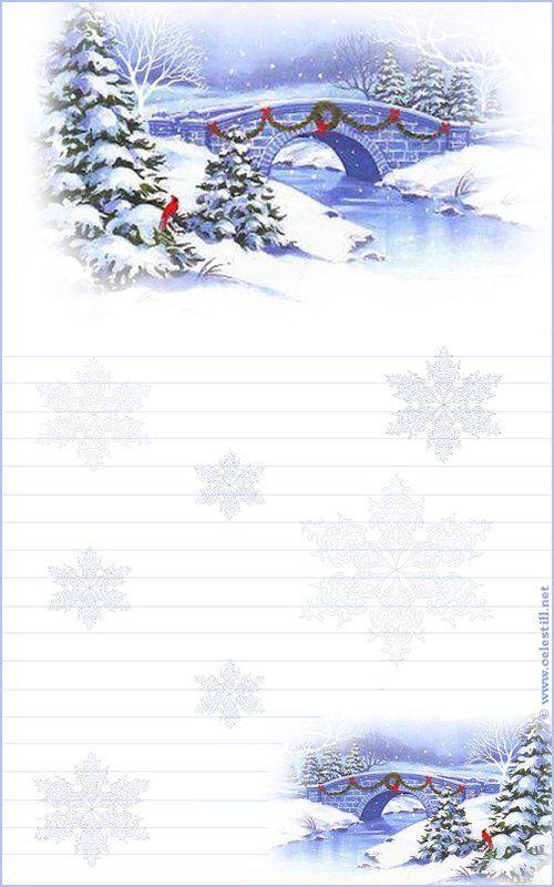 Image De Lettre De Noel.Papier A Lettre De Noel